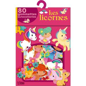 Mes gommettes Lito – Licornes et poneys magiques 677365