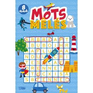 Super bloc jeux – Mots croisés dès 8 ans aux éditions Lito 677376