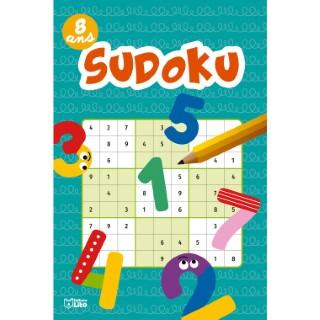 Super bloc jeux – Sudoku dès 8 ans aux éditions Lito 677377
