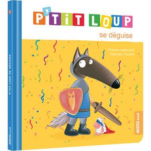 P'tit loup se déguise aux éditions Auzou 677767