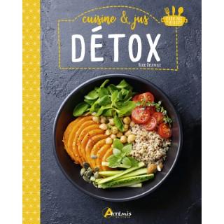Cuisine et jus detox aux éditions Artemis 677794
