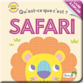 Qu'est-ce que c'est ? - safari aux éditions Grenouille 677807