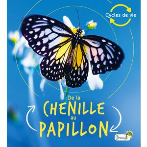 De la chenille au papillon aux éditions Grenouille 677820