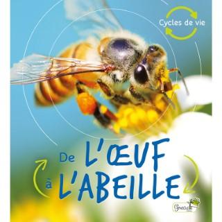 De l'œuf à l'abeille aux éditions Grenouille 677822