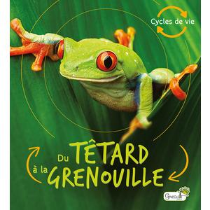 Du têtard à la grenouille aux éditions Grenouille 677823
