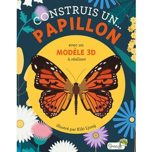 Construit un papillon aux éditions Grenouille 677824
