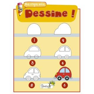 Dessine ! aux éditions Grenouille 677832