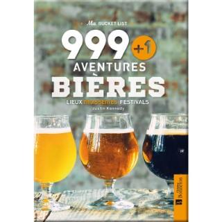 999 +1 aventures bières, lieux brasseries festival éditions Bonneton 677836
