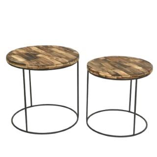 Table ronde acacia GM 679376