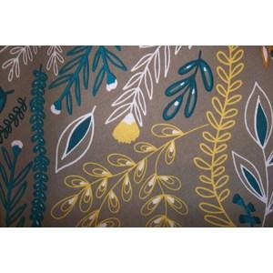 Nappe motif campagne Coton 150x250 cm 680768