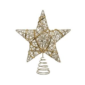 Cimier Fer Étoile Star Ø20x5x22 cm 681034