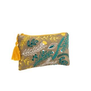 Pochette campagne coton 15x25 cm 681416