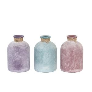 Vase bouteille bas Ø 11 x H 17 cm 682229