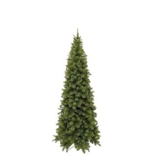 Sapin de Noël artificiel vert Mulberry Slim 185 cm 682422