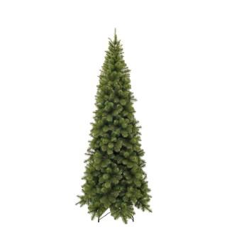 Sapin de Noël artificiel vert Mulberry Slim 215 cm 682423