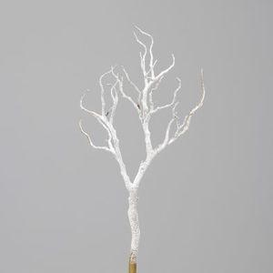 Branche déco glacée H62,5 cm 682707