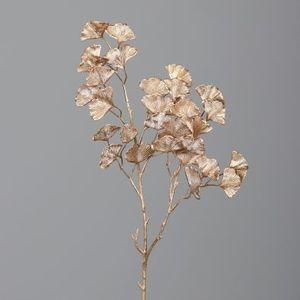Branche de ginkgo or H57 cm 682708