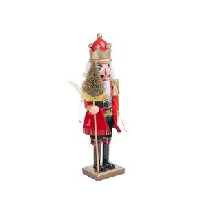 Figurine casse-noix avec arbre 40,5 cm 683600