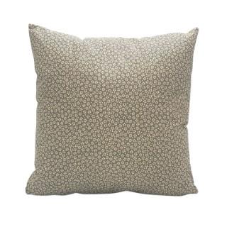 Coussin Myosotis Polyester/ Coton 45x45 cm 683804