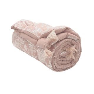 Édredon Gazelle Petal Coton 150x150 cm 683837