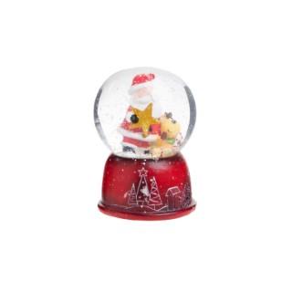 Boule à eau Père Noël 684032