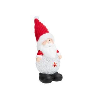 Personnages de Noël en polyrésine H15 cm 684036