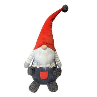 Père Noël Traditionnel à gros nez - grand modèle 684088