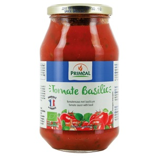 Sauce tomate basilic bio en boîte de 510 g 684297
