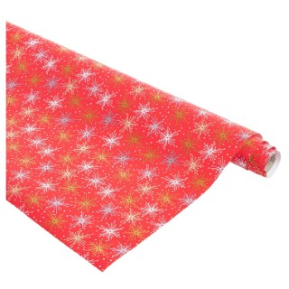 Papier Rouleau Couché Noel 70 cm x 2 m 685145