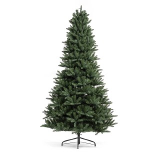 Sapin de Noël artificiel lumineux Twinkly avec guirlande 400 LED 180 cm 685161