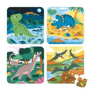 Puzzle évolutif Dinosaures – Dès 3 ans 685890