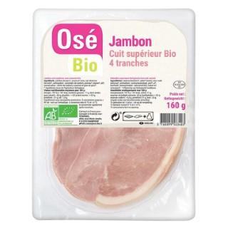 Jambon cuit supérieur 4T - 160 gr 686787