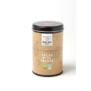 Cacao 100 % bio miel-amande 250 g 689780