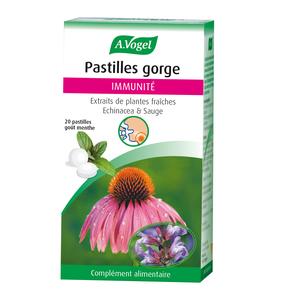 Pastilles gorge Echinaforce® bio flacon verre 28 g 690941