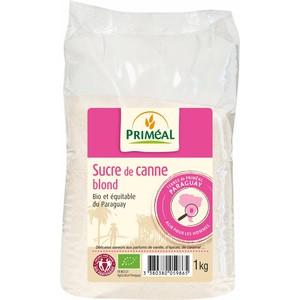 Sucre de canne blond équitable 1kg 690947
