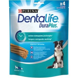 Bâtonnets à mâcher pour chien Dentalife Duraplus Medium - 197 g 691693