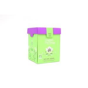 Thé Vert au jasmin bio - boite de 80 g 691797