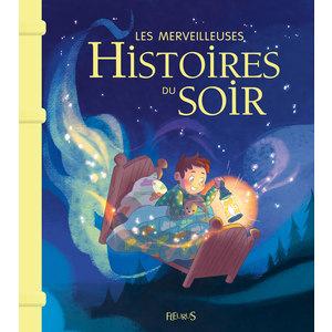 Les merveilleuses histoires du soir des éditions Fleurus 692422