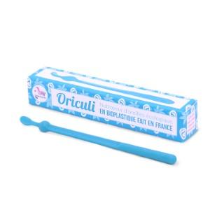 Oriculi en bioplastique bleu 4g 693956