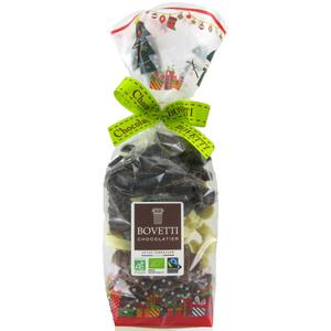 Friture Chocolat noir, lait, blanc sachet 250g 694181