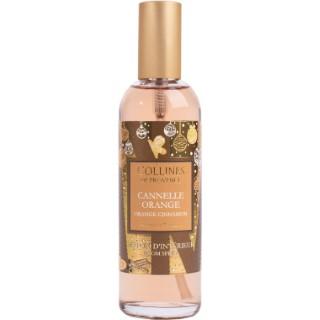 Parfum d'intérieur Collines de provence senteur Cannelle Orange 100ml 694316