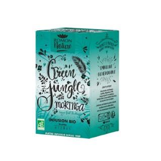 Infusion Green Jungle Moringa bio - 16 sachets 694344