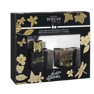 Coffret duo parfumé bouquet et bougie Lolita Lempicka 694476