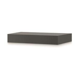 Capot noir en acier pour plancha modern 75 695186