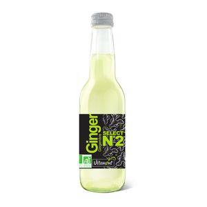 Soda Ginger bio - bouteille de 33 cl 695485