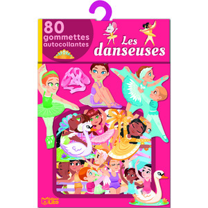 Mes gommettes Lito – Les Danseuses 695494