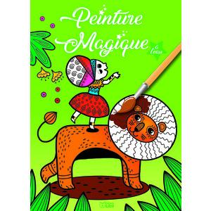 Cahier magique les princesses et les animaux éditions Lito 695506