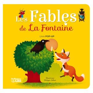 Les fables de La Fontaine des éditions Lito 695535