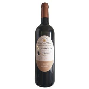Bordeaux AOC bio, sans sulfite 75 cl 695832
