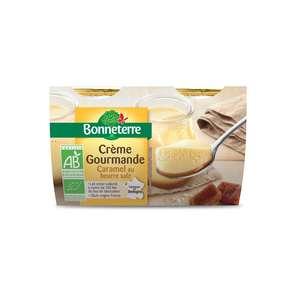 Crème gourmande au caramel 2 x 120 g 695882